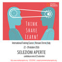 Training Course Europeo THINK, SHARE, LEARN!