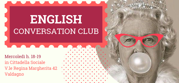 English Conversation Club 2018/2019