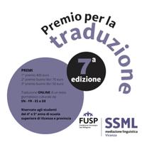 7ª Ed. Premio per la Traduzione