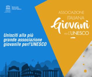 Associazione Italiana Giovani per l'UNESCO cerca giovani soci volontari