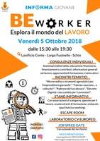 Be worker, esplora il mondo del lavoro