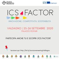 ICS Factor atterra a Valdagno