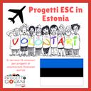 Progetti ESC in Estonia