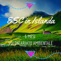 Volontariato europeo di 6 mesi nell'Est dell'Islanda