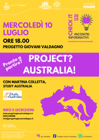Project? Australia!