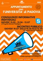 Appuntamento con l'Università di Padova
