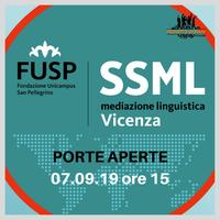 Porte Aperte alla Scuola Superiore Mediazione Linguistica