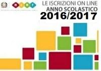 Scuola: iscrizioni on-line a.s. 2016/17