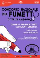 Concorso Nazionale del Fumetto Città di Valdagno 2019